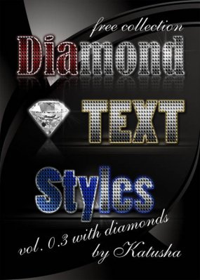 Glamour Styles for Photoshop - Diamond