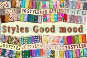 "Free Variety Styles for Photoshop ""Styles Good mood"""