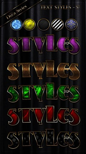Text Photoshop variety Styles  - 57
